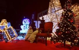 Mikołaj na sportowo