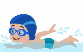 Film MOSiR promujący zdrowy tryb życia - pływanie
