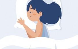 Filmik MOSiR promujący zdrowy tryb życia - sen
