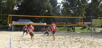 Turniej Siatkówki Plażowej - Leśna Plaża 2021