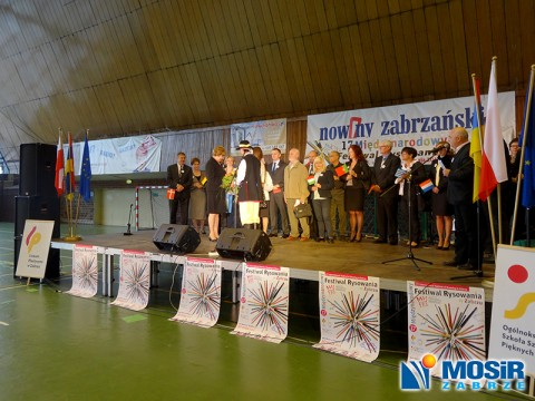 Festiwal Rysowania Zabrze 2014