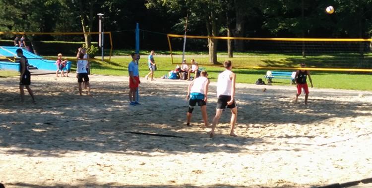 Brave Volley- Otwarty Turniej Siatkówki Plażowej