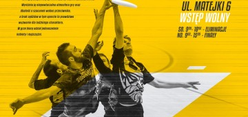 Halowe Mistrzostwa Polski Ultimate 2018