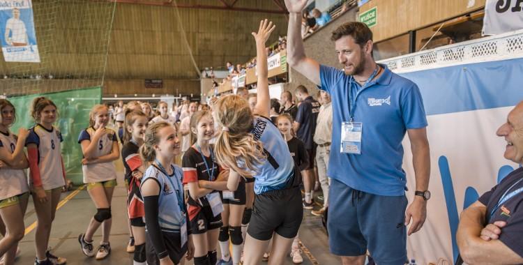Przyszłość polskiej siatkówki zaprezentuję się w Zabrzu