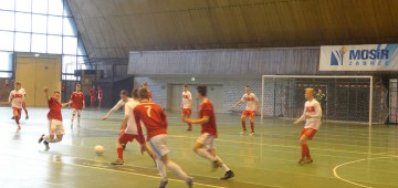 Wyniki XXVII Międzynarodowego Halowego Turnieju Piłki Nożnej Juniorów o Puchar Prezydenta Miasta Zabrze