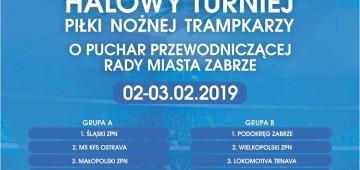 XXIII Międzynarodowy Halowy Turniej Piłki Nożnej Trampkarzy o Puchar Przewodniczącej Rady Miasta Zabrze