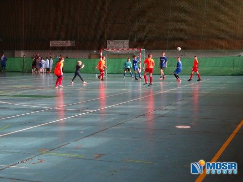 Turniej eliminacyjny Ministranckich Mistrzostw Diecezji w Piłce Nożnej- galeria