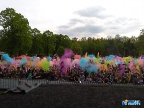 Festiwal kolorów w Zabrzu już za nami!