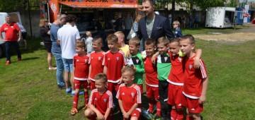 W zeszłą niedzielę odbył się turniej piłkarski TY TEŻ MOŻESZ ZAGRAĆ W LIDZE MISTRZÓW