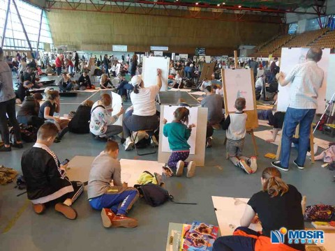 22. Międzynarodowy Festiwal Rysowania przechodzi do historii