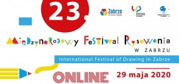23. Międzynarodowy Festiwal Rysowania w Zabrzu
