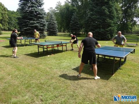 Turniej Tenisa Stołowego - podsumowanie