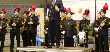 Wizyta Prezydenta RP w hali MOSiR