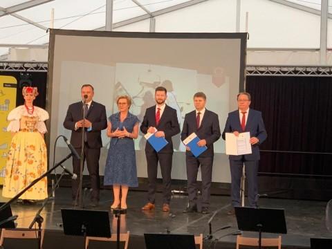 MOSiR Zabrze nagrodzony za Zasługi dla Rozwoju Turystyki w roku 2020!