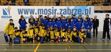 XXI Międzynarodowy Halowy Turniej Piłki Nożnej Trampkarzy o Puchar Przewodniczącego Rady Miasta Zabrze - wyniki