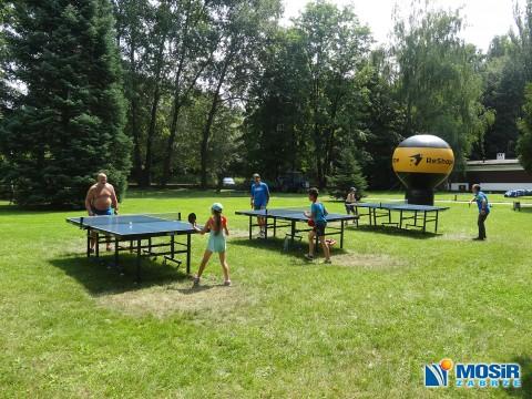 Podsumowanie Turnieju Tenisa Stołowego
