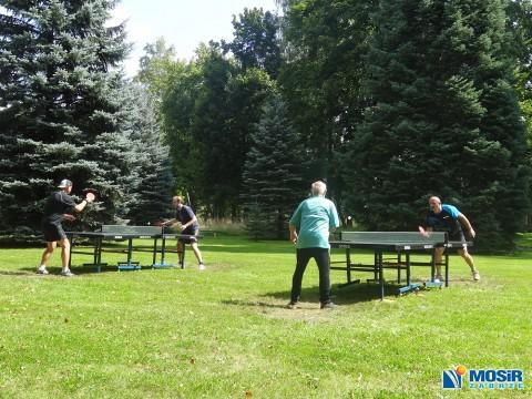 Podsumowanie Turnieju Tenisa Stołowego na Kąpielisku Leśnym