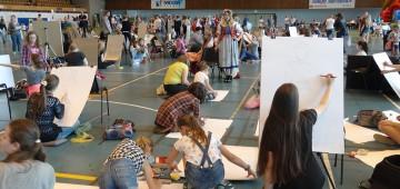 20. Międzynarodowy Festiwal Rysowania w Zabrzu