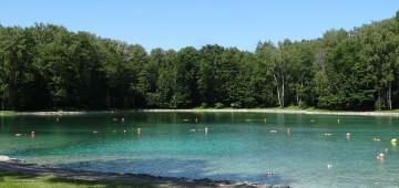 Otwarcie sezonu letniego na Kąpielisku Leśnym razem z Radiem Silesia w jego trzecie urodziny