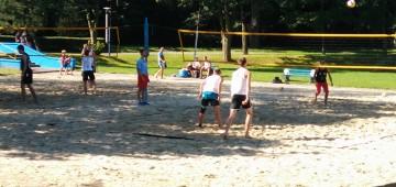 Turniej Siatkówki Plażowej i Tenisa Stołowego