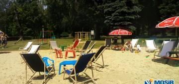 Sezon letni na Kąpielisku Leśnym trwa!