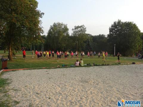 Zumba na Kąpielisku Leśnym już za nami!