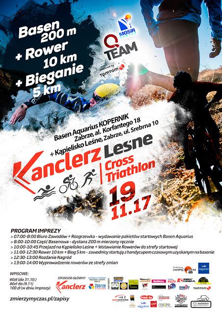 Leśne Cross Triathlon